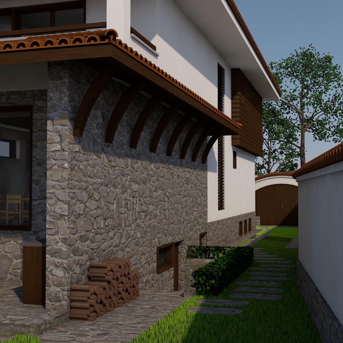 Еднофамилна къща – гр. Карлово